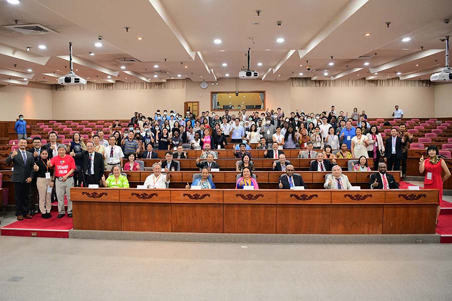 NPUST Hosts First International Sustainable Development Conference (ISDC 2020)